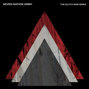 """The White Stripes announce official release of """"Seven Nation Army (The Glitch Mob Remix)"""" & NFT collection"""