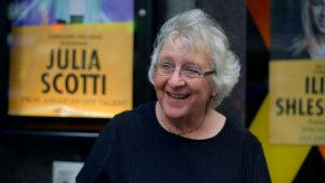 "Acclaimed NY Playwright Directs Fascinating, Timely 1st Doc – ""Julia Scotti: Funny That Way"" Releasing 6/1 from 1091 Pictures"