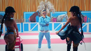 "DADDY YANKEE RELEASES NEW TRACK AND VIDEO ""EL PONY"""