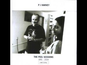 PJ HARVEY 'THE PEEL SESSIONS 1991-2004' Available May 28 On Vinyl