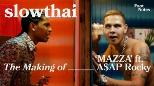 slowthai and A$AP Rocky Deliver Behind the Scenes Vevo Footnotes 'MAZZA'