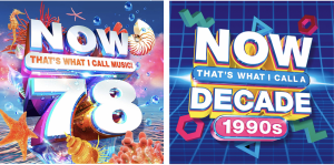 NOW THAT'S WHAT I CALL MUSIC! PRESENTS TODAY'S TOP HITS ON 'NOW THAT'S WHAT I CALL MUSIC! Vol. 78'