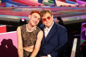 Elton John and Years & Years Unveil 'Its a sin'