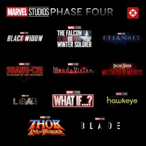 Something to Look Forward To – Upcoming Films from Marvel Studios