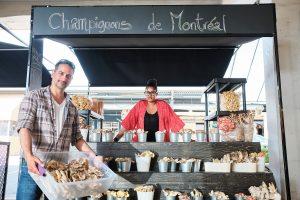 NEXT-GENERATION MARKET STALLS -Welcoming new merchants to Montreal's public markets