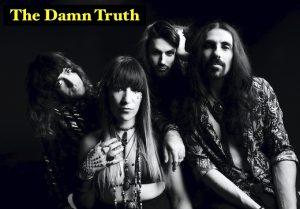 The Damn Truth: New Album & Livestream!