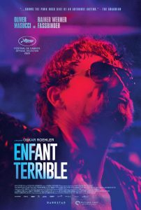 Rainer Werner Fassbinder biopic ENFANT TERRIBLE to be Released on Friday, May 14