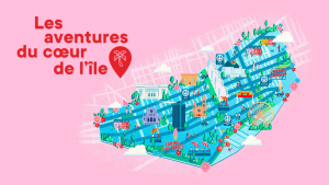 Montreal Downtown Relaunch: ADVENTURES OF THE HEART OF THE ISLAND FROM JUNE 4 TO SEPTEMBER 26, 2021