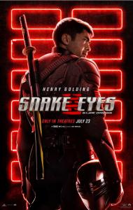 SNAKE EYES   Teaser Trailer & Featurette