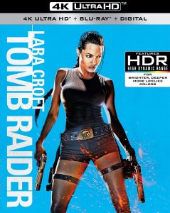 Tomb Raider – 4K Ultra HD Blu-ray