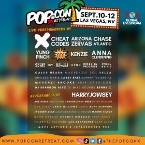 PopCon Retreat, Tickets On Sale Today