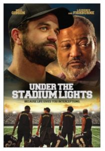 Under The Stadium Lights arrives on DVD August 3, 2021 from Paramount Home Entertainment