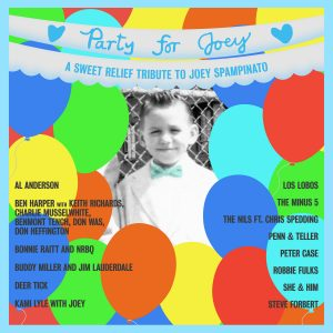 A Sweet Relief Tribute to Joey Spampinato – Various Artists