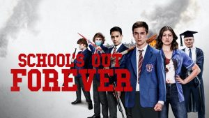 Out Soon – Horror-Comedy SCHOOL'S OUT FOREVER