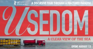 Acclaimed doc USEDOM: A CLEAR VIEW OF THE SEA in cinemas Aug. 13 🏖