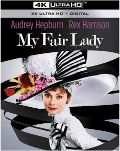 My Fair Lady – 4K Ultra HD Blu-ray Edition
