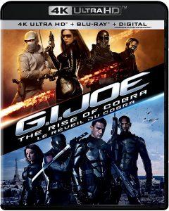 G.I. Joe: The Rise of the Cobra – 4K Ultra HD Blu-ray Edition