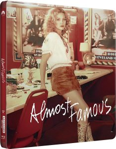 Almost Famous – 4K Ultra HD Blu-ray Edition