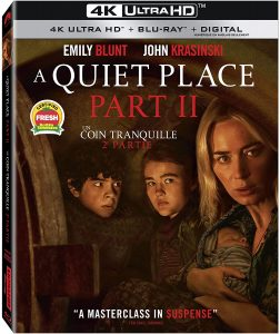 A Quiet Place Part II – 4K Ultra HD/Blu-ray Combo Edition