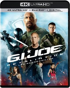 G.I. Joe: Retaliation – 4K Ultra HD/Blu-ray Combo Edition