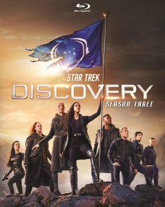 Star Trek: Discover – Season Three – Blu-ray Edition