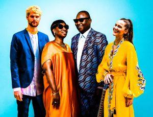 """SOFI TUKKER shares LP Giobbi's remix of their collaboration with Amadou & Mariam """"Mon Cheri"""""""