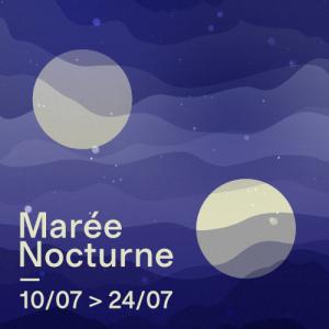 The SAT presents the series of shows – Marée Nocturne