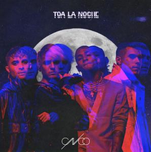 """CNCO Launch New Era with """"Toa La Noche"""""""