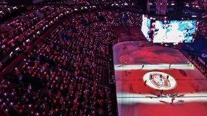 Montreal's PixMob to light up Stanley Cup Finals @ Bell Centre Friday & Monday