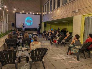 Cinéma Public unveils new outdoor screenings at LIVART (July / August)