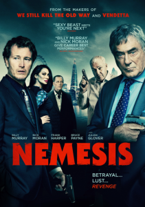 Preview of Home invasion thriller NEMESIS w/ Nick Moran, Billy Murray, Julian Glover, Bruce Payne