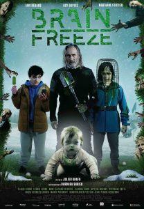 BRAIN FREEZE by Julien Knafo Opening Film at  FANTASIA FILM FEST