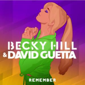 "Becky Hill & David Guetta Release New Single ""Remember"""