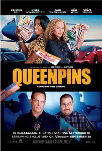 QUEENPINS – Out in Theatres September 10