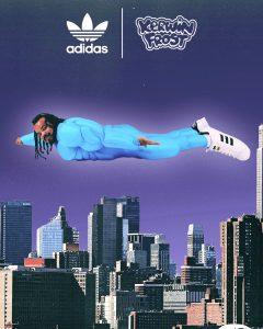 Kerwin Frost & adidas Originals Launch the 'Superstuffed' Superstar Silhouette