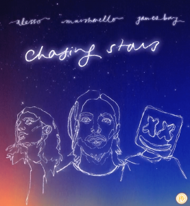"""JAMES BAY TEAMS UP WITH ALESSO AND MARSHMELLO ON """"CHASING STARS"""""""