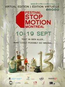 Festival Stop Motion Montréal announces its 13th edition