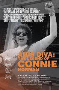 AIDS DIVA: THE LEGEND OF CONNIE NORMAN to Screen at Outfest 2021