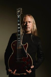"""Jerry Cantrell """"Wino"""" Les Paul Custom Guitar Marks First Collaboration with Gibson Custom Shop and Singer-Songwriter-Guitarist and Alice in Chains Co-Founder"""