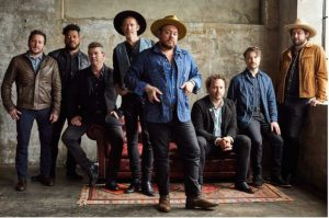 Nathaniel Rateliff & The Night Sweats return with new album The Future out November 5 on Stax