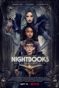 NIGHTBOOKS | Official Trailer Debut