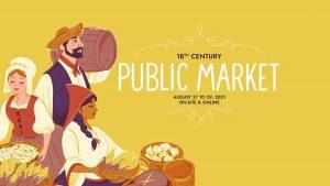 Pointe-à-Callière's Public Market is back !