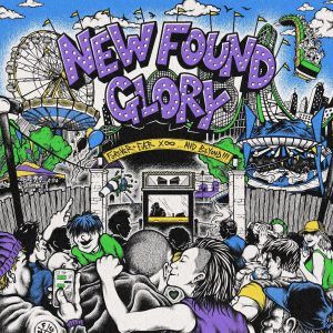 New Found Glory Release New Deluxe Album 'Forever And Ever x Infinity…And Beyond!!!'