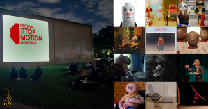 Festival Stop Motion Montréal: A free outdoor screening to kick off the festivities!