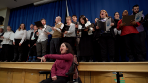 JUST AS I AM:A Musical Testimony to Togetherness