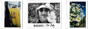RODARTE x TOM PETTY CAPSULE COLLECTION LAUNCHES TODAY