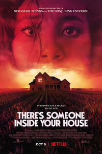 Netflix's THERE'S SOMEONE INSIDE YOUR HOUSE   Trailer + Images Debut