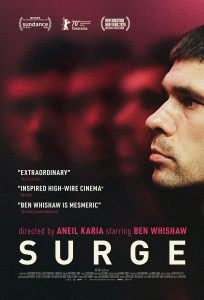 Ben Whishaw in SURGE, Directed by Aneil Karia   Debuts in Theaters September 24
