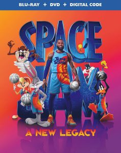 Space Jam: A New Legacy – Blu-ray/DVD Combo Edition