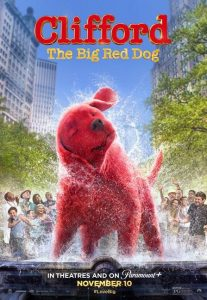 CLIFFORD THE BIG RED DOG – NEW TRAILER